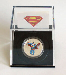 $15 Silver Superman Coin SOLD OUT AT MINT $80 London Ontario image 2