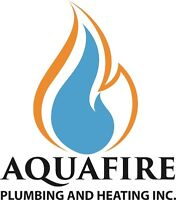 AQUAFIRE PLUMBING AND HEATING INC PROUDLY SERVING FORT MCMURRAY