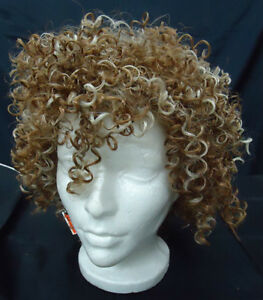 New Wigs / Perruques neuves