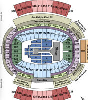 ROLLING STONES- HARD TICKETS- Buffalo-NY- from-- $170.00