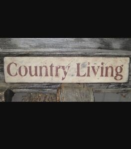 Looking for a country house