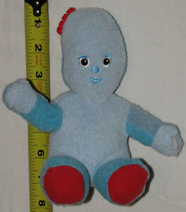 Plush Iggle Piggle Toy from in the Night Garden London Ontario image 1