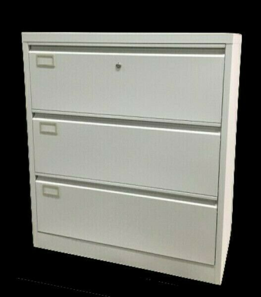 3 Drawers Lateral Filing Cabinet for sale in Singapore at Avios Solution