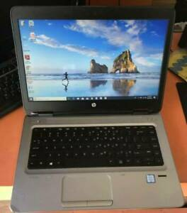 HP Probook 640 core I5 6th gen @2.3ghz 4gb ram 500gb hdd win 10