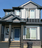 BRAND NEW west Lethbridge Home  - Available August 1, 2015