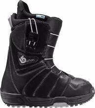 Burton Womens Snowboarding boots US 9 AS NEW Kensington South Perth Area Preview