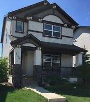 PARTIALLY FURNISHED HOME IN DRAKE LANDING, OKOTOKS