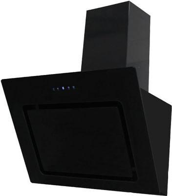 Set Ventilation Hotte de Cuisinière + Filtre au Carbone Actif 60cm Dôme sans