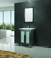 ⎷⎛Contemporary Bathroom Vanity & Cabinet Blazing Jewel BB28