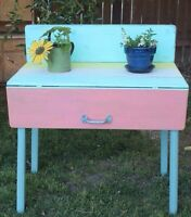 Potting table /desk (2 day sale )