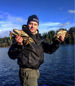 Salmon Fishing Charters! Campbell River Comox Valley Area image 5