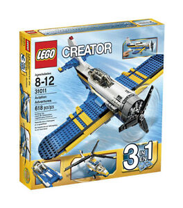 LEGO Creator - Aviation Adventures (31011) - NEW BNIB