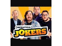 Impractical jokers tickets