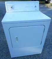 Kenmore dryer - very good condition, clean and good working