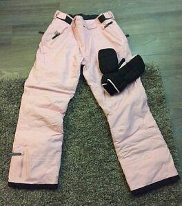 Women's TEK Snow Pants w/Mitts