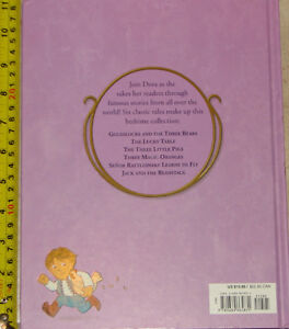 Qty 2 x Dora's 6 Favorite Fairy Tales Large Hard Cover Books London Ontario image 2