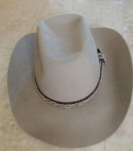 Smithbit Fur Felt Cowboy hat