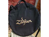 Cymbal zildjian bag