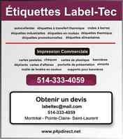 Étiquettes, Autocollantes,  Window Graphics