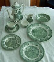 6 Place setting Royal Staffordshire Stratford Stage China