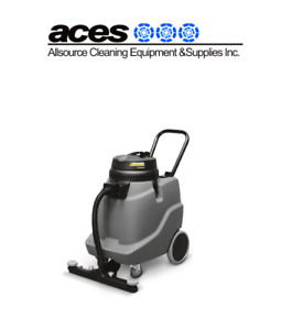 commercial vacuum cleaner NT 68/1 w squeegee wet/dry