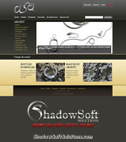Shadowsoft E-Commerce Website Solutions