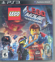 PS3  VIDEO GAME LEGO THE MOVIE