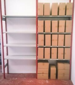 Small Part Shelving - Industrial Strength