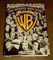 RARE OUT OF PRINT WARNER BROS STORY, HARD COVER FILM HISTORY