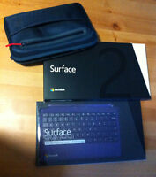 Surface 2, (Type Cover 2 and Nixon Surface Sleeve included)