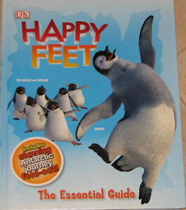 Happy Feet Essential Guide Hard Cover Book London Ontario image 1