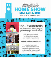 STOUFFVILLE HOME AND LIFESTYLE SHOW