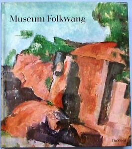 Museum Folkwang Essen junge Kunst Gemälde um 1900 A. Macke F. Hodler M. Pechstei