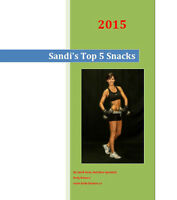 TOP 5 HEALTHY SNACK RECIPES - GET YOURS TODAY!!!