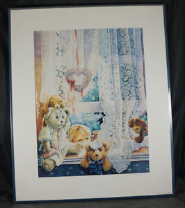 PRINT COME OUT N PLAY TEDDY by HANNE LORE KOEHLER