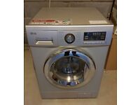 LG 8Kg Direct Drive FH496AD5 8Kg / 4Kg Washer Dryer with 1400 rpm