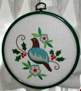 12 Days of CHRISTMAS embroidery Peterborough Peterborough Area image 7