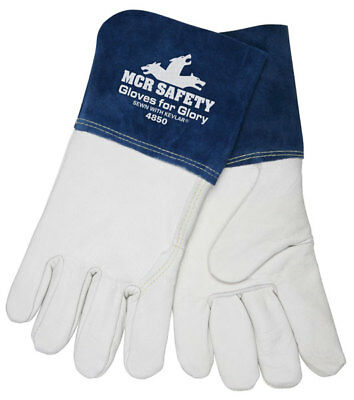 Memphis Glove Migtig Welder Gloves Goat Leather - 4850l 1pair