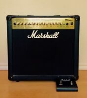 Marshall MG 50DFX Amp