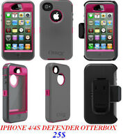 IPHONE 4/4s DEFENDER OTTERBOX