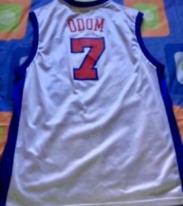 Los Angeles Clippers Lamar Odom Basketball Jersey!