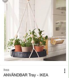 Planter tray IKEA
