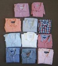 Assortment of business shirts -Tommy, Ralph Lauen, Van Hous Bridgeman Downs Brisbane North East Preview
