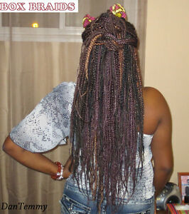 HAIR BRAIDING AND INSTALLATION- QUALITY YET AFFORDABLE!! Why? London Ontario image 1