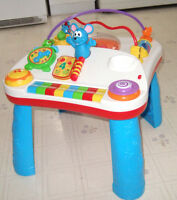 kids toy play table