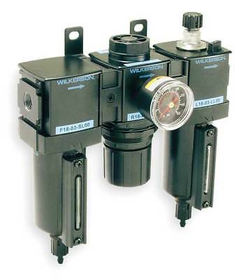 Wilkerson C18-04-flg0 Filterregulatorlubricator12 In. Npt