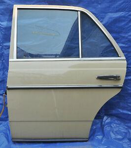 Mercedes 123 doors & trunk lid