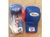 Cowhide Boxing Gloves