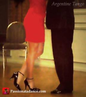 Tango Dance in Sydney's South West Lurnea Liverpool Area Preview
