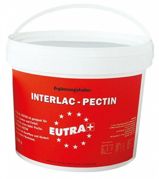 Kerbl 15158  Diätetika und Kalziumpräparat EUTRA Durchfallstopper INTERLAC-PECTI